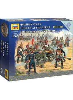 Artillería Francesa 1812-1814 escala 1/72