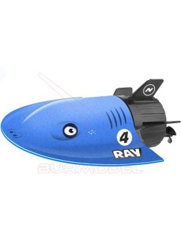 Submarino Ray r/c