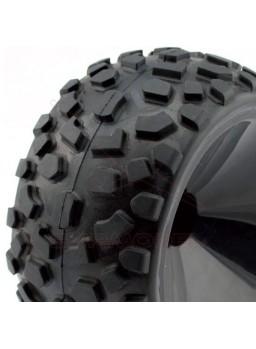 Pareja neumáticos 1:10 para truggy