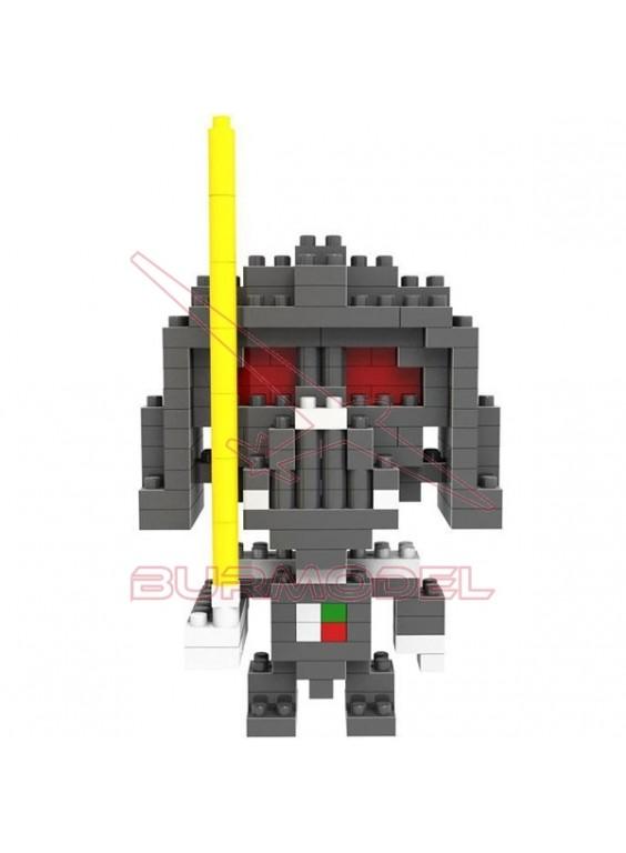 Juego de montaje Dark Vader 180 piezas