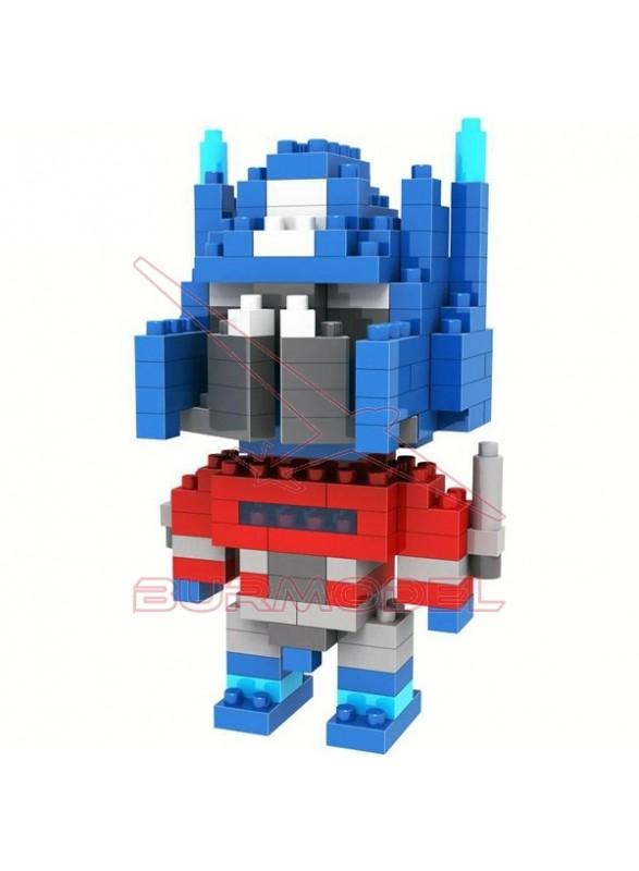 Juego de montaje Optimus Prime 170 piezas