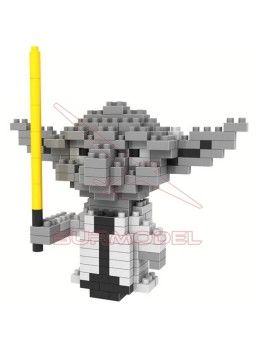 Juego de montaje Yoda 190 piezas