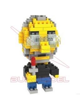Juego de montaje Steve Jobs 170 piezas
