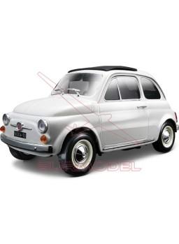 Maqueta montada Fiat 500 F 1965 1/18