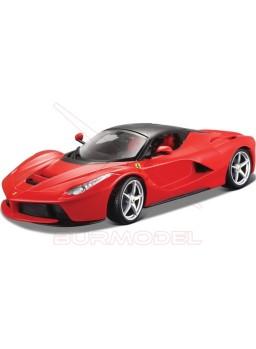 Réplica Ferrari LaFerrari Race & Play 1/18