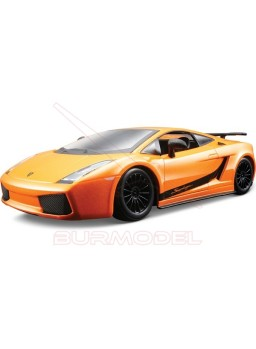 Kit Lamborghini Gallardo Superleggera 1/24