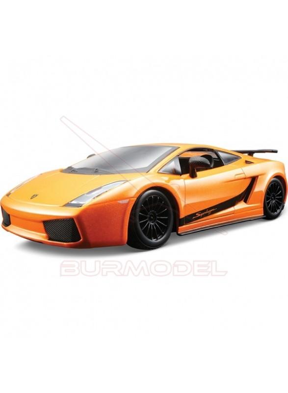Kit Lamborghini Gallardo Superleggera 1/24