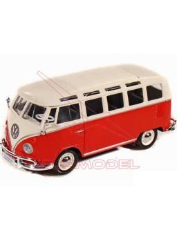 Réplica Furgoneta Volkswagen Samba 1/25