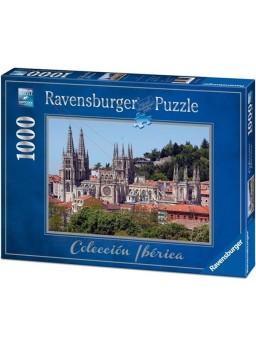 Puzzle Catedral de Burgos 1000 Piezas