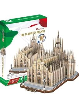 Puzzle 3 dimensiones Duomo de Milán 251 piezas