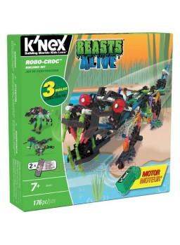 K'Nex juego de construcción Robo-Croc 176 piezas