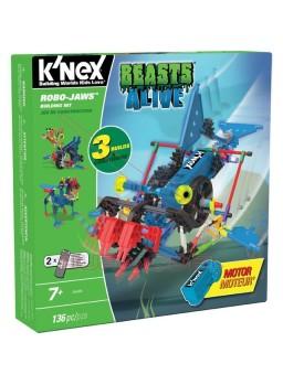 K'Nex juego de construcción Robo-Jaws 136 piezas