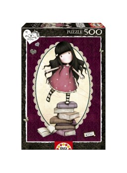 Puzzle 500 piezas New Heights, Gorjuss