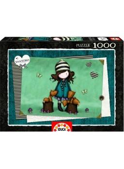 Puzzle 1000 piezas Gorjuss: The Foxes