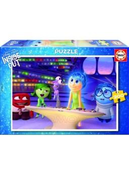 Puzzle 200 piezas Del revés