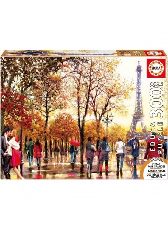 Puzzle 300 piezas xxl Torre Eiffel