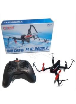 Drone con vuelo invertido 2.4GhZ