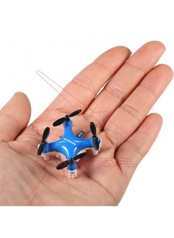 Micro Drone con compartimento en la emisora