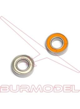Rodamiento campana 5x10x4 mm (pareja)