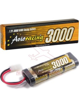 Batería 7.2v 3000mAh NIMH Avioracing