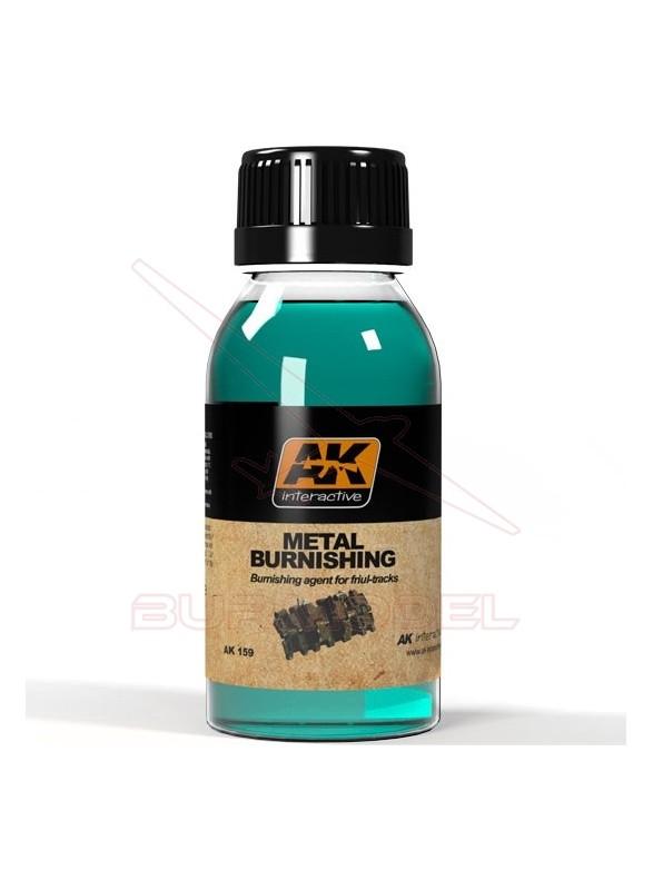Bruñidor de metales (Metal Burnishing) 100ml AK