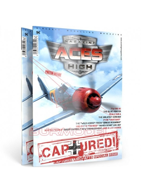 Magazine ACES HIGH nº 8 Castellano