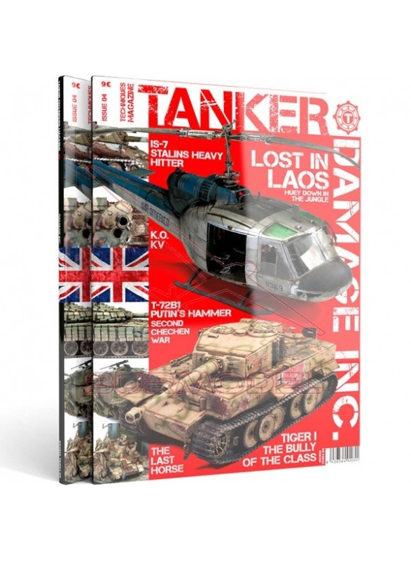 Tanker Techniques Magazine 04 Castellano