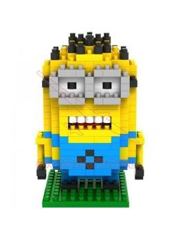Juego para construir Minions Dave 260 bloques