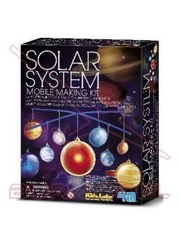 Juego científico movimiento Sistema Solar 4M