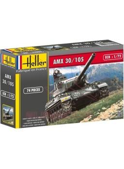 Maqueta Tanque AMX 30/105 1/72