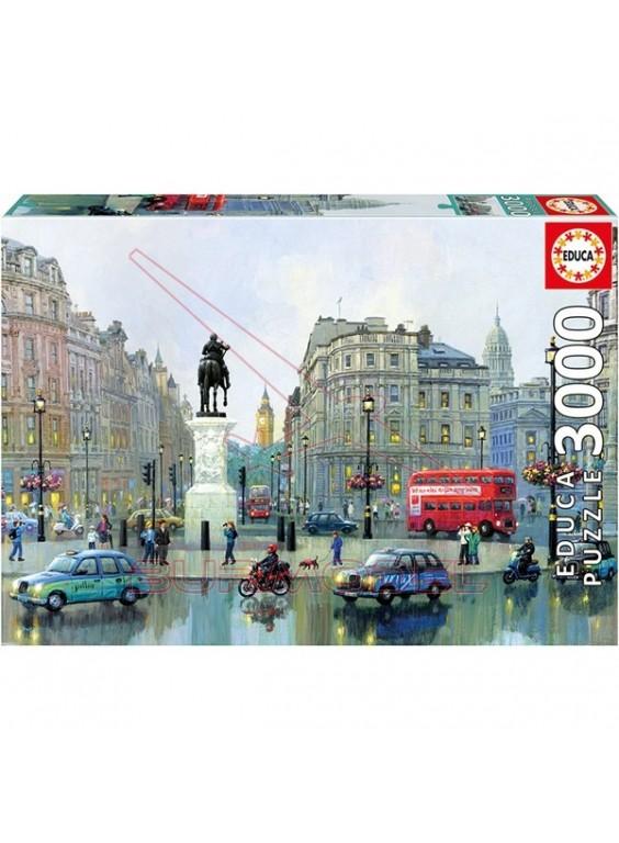 Puzzle Londres 3000 piezas