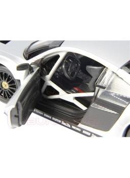 Réplica Audi R8 LMS 1/24 color plata