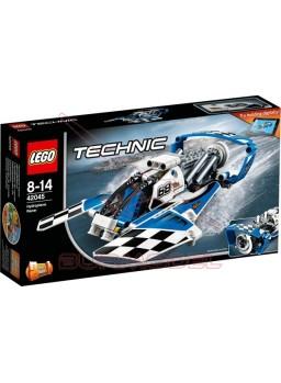 Lego Technic Hidrodeslizador de competición 2 en 1
