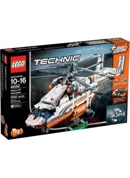 Lego Technic helicóptero 2 en 1 con motor