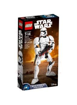Lego Star Wars First Order Stormtrooper 81 piezas