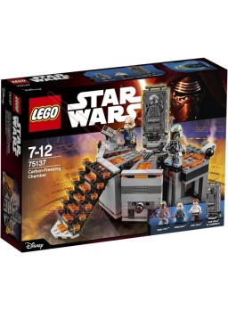 Lego Star Wars Nave cámara de congelación 231pcs