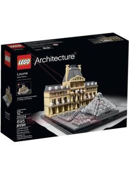 Lego Architecture Museo del Louvre, Francia