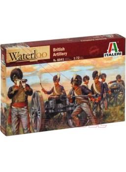 Soldados Británicos guerras Napoleónicas 1/72