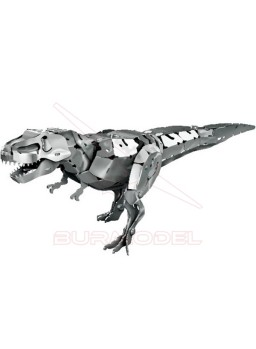 Juego de montaje Dinosaurio Tiranosaurio de metal