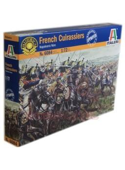 Soldados napoleónicos Franceses a caballo 1/72