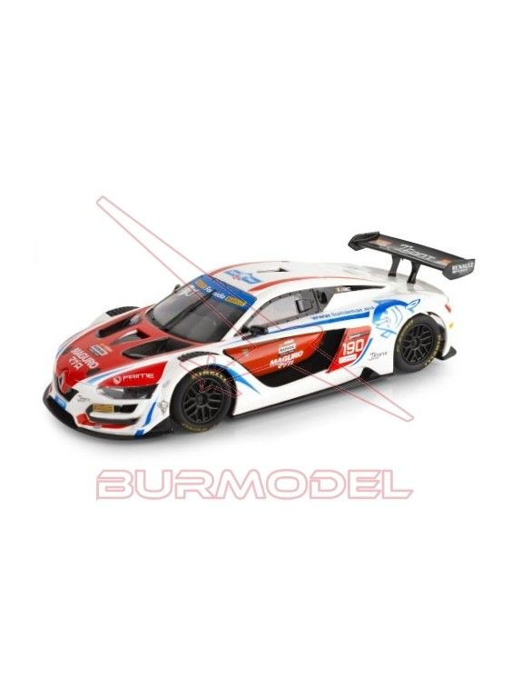 Coche Scalextric Renault Sport RS01 Monlau