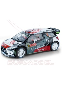 Coche Scalextric Citroen DS3 WRC Rally Portugal