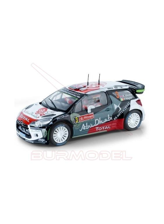 Coche Scalextric Citroen DS3 WRC Rally Portugal