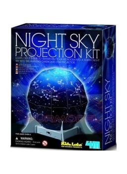 Juego científico Proyección Cielo Nocturno