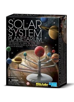 Juego científico Sistema Solar 4M