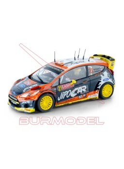Coche Scalextric Ford FiestaRS WRC Prokop