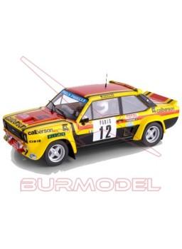 Coche Scalextric Fiat 131 Abarth Mouton-Montecarlo
