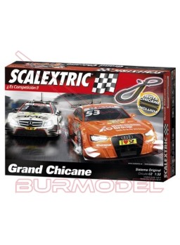 Circuito Scalextric C2 Grand Chicane