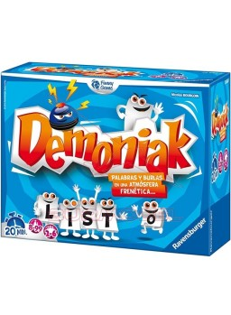 Juego de mesa Demoniak