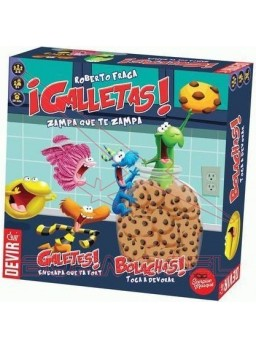 Juego Galletas